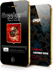 SimaPhone 4S .РФ Moscow 64GB