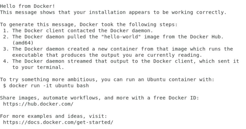 Установка Docker на Centos