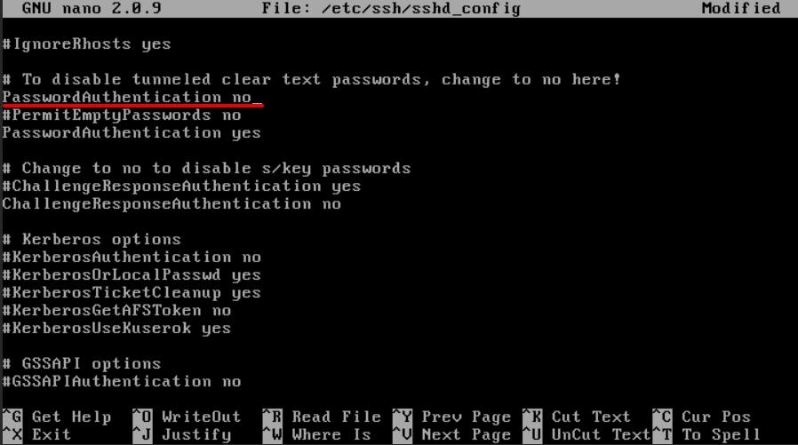 Как настроить SSH на CentOS 6