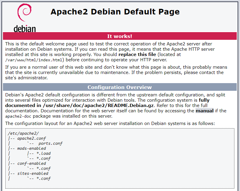 apache browser
