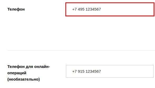 новый лк базовая анкета владельца аккаунта 11