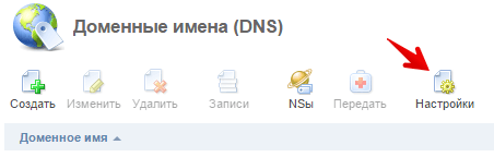 ���� dns ispmanager5 ��� 2