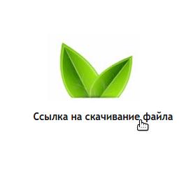 размещение файла на скачивание в конструкторе reg.ru шаг 7