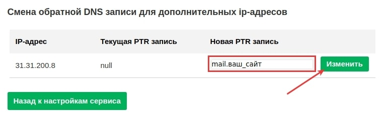заказ дополнительного ip-адреса 6