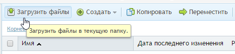 закачать файл в plesk 2