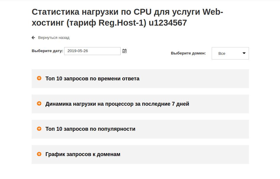 превышен лимит на использование cpu 2