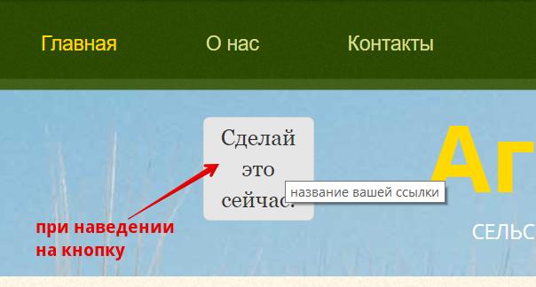 как добавить кнопку в конструкторе сайтов reg.ru 8