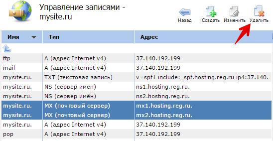 mx записи защиты от спама 2