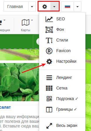 редирект с домена с www на домен без www конструктор regru 1