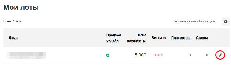повышение на регистрацию и продление .ru и .рф 2