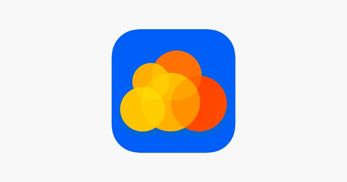 логотип Облако@mail.ru