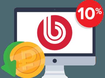 Вернём 10% бонусами за покупку лицензии «1С-Битрикс»
