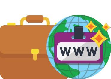 сайт с доменом и без регистрации