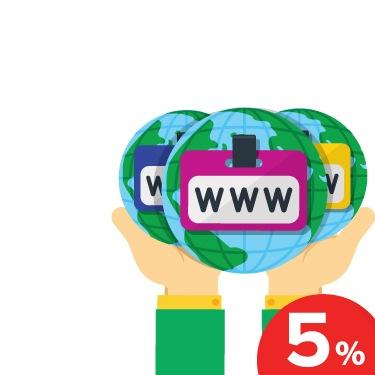 регистрация коротких доменов