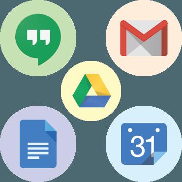 Google Workspace: всё для работы с командой